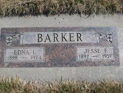 Edna Isabel Barker