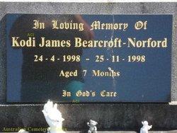 Kodi James Bearcroft-Norford