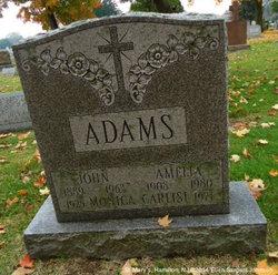 Amelia Adams