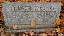 Lorette S. Piper