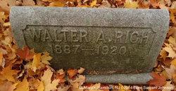 Walter A. Rich