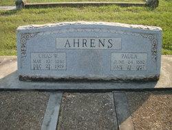 Charles William Ahrens