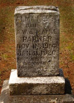 Alma Melby Parker