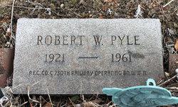Robert Wayne Pyle