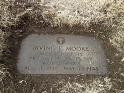 Irving Clayton Moore 1897 1948 Find A Grave Memorial