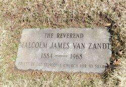 Rev Malcolm James Van Zandt