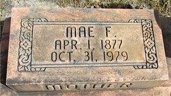 Mae Flora <I>Patterson</I> Borschell