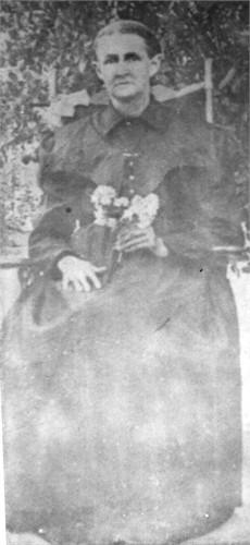 Mary Ann <I>Stokes</I> Hudson