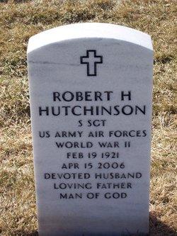 Robert H Hutchinson