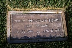 Terry Jonathan Bishop