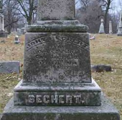 John B Bechert