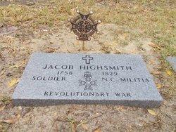Jacob Highsmith Sr.
