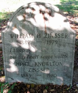 William H. Zinsser
