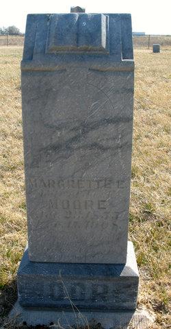 Margrette E. Moore