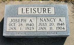 Nancy A. <I>Keeton</I> Leisure