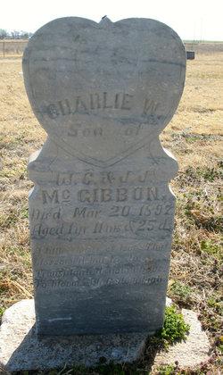 Charlie W. McGibbon