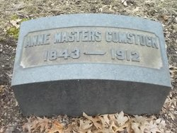 Anne Foster <I>Masters</I> Comstock