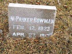 William Parker Bowman