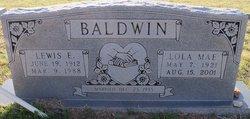 Lewis Erwin Baldwin