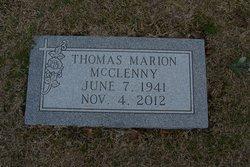 "Thomas Marion ""Tom"" McClenny"