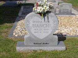 Donna Faye <I>Brown</I> Bianchi