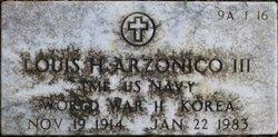 Louis H Arzonico III