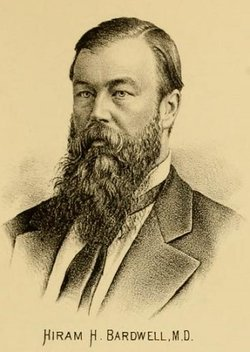 Dr Hiram H Bardwell