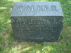 Margaret Ann <I>Donnelly</I> Walker