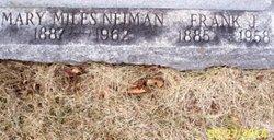 Mary <I>Miles</I> Neiman