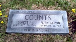 George A Counts