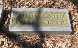 Pierpont Jonathan Edwards Wood