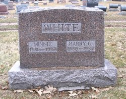 Minnie <I>Langenhein</I> White