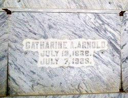 Catharine A <I>Bricker</I> Arnold