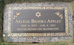 Arlene <I>Brooks</I> Appley