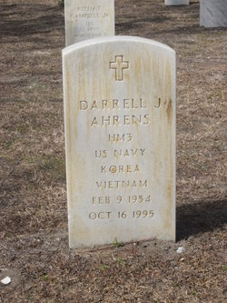 Darrell J Ahrens