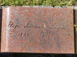 Olga Hope <I>Donaldson</I> Lugnet