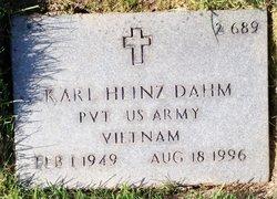 Karl Heinz Dahm