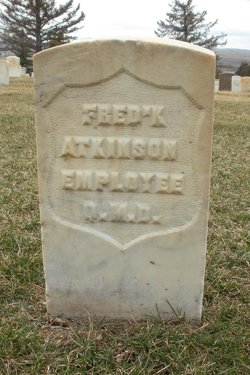 Frederick Atkinson