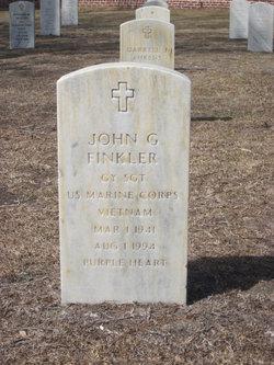 John G Finkler