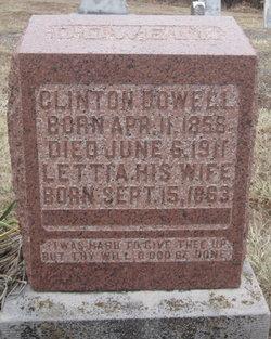 Clinton Dowell