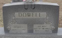 Henry C. Dowell