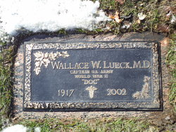 "Wallace Wilson ""Doc"" Lueck"