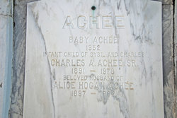 Infant Achee