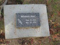 Wilshire Alec