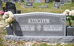 Lennie Vee <I>Bennett</I> Bagwell