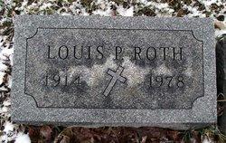Louis Peter Roth, Sr