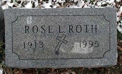 Rose Leona <I>Harrison</I> Roth