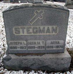 Cecilia T Stegman