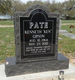 "Kenneth Gipson ""Ken"" Pate"