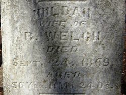 Huldah Welch